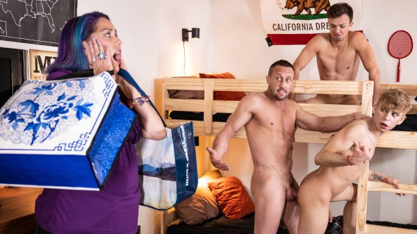 Watch Sorry Mom: Bareback on Male Access - All the Best Gay Porn in One place