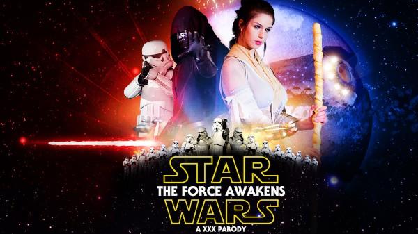 Force Awakens: A XXX Parody - Brazzers Porn Scene