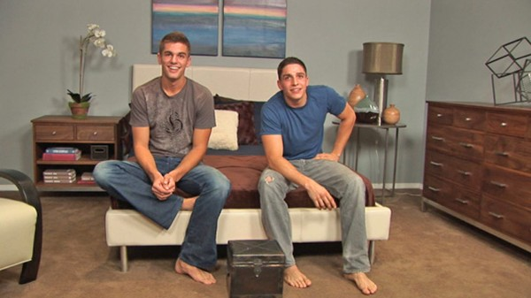 Watch Jess & Calvin on Male Access - All the Best Gay Porn in One place