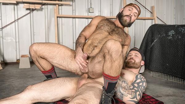 Watch Teddy Bear, Jordan Levine in The Lumber Yard, Scene 1