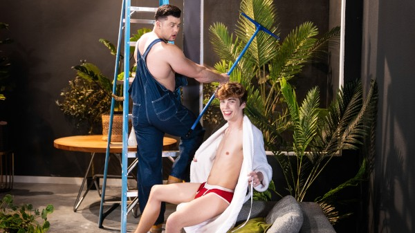 Watch Squeaky Clean on Male Access - All the Best Gay Porn in One place