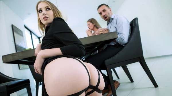 Going Through A Fucking Phase - Brazzers Porn Scene