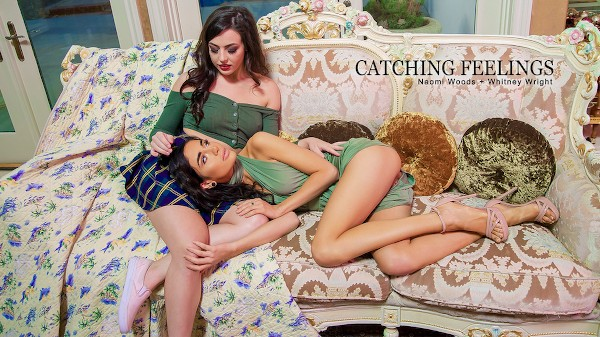 Catching Feelings - Naomi Woods, Whitney Wright - Babes