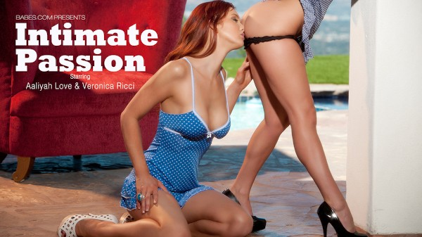 Intimate Passion - Aaliyah Love, Veronica Ricci - Babes
