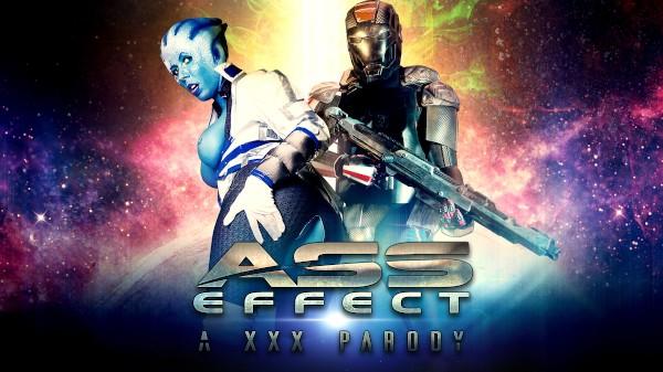 Ass Effect: A XXX Parody - Rachel Starr, Erik Everhard