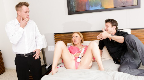DP My Wife With Me Scene 4 Porn DVD on Mile High Media with Bill Bailey, Mr. Pete, Krissy Lynn