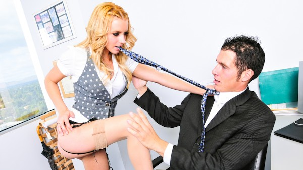 Office Perverts Scene 4 Porn DVD on Mile High Media with Chris Johnnson, Lexi Belle