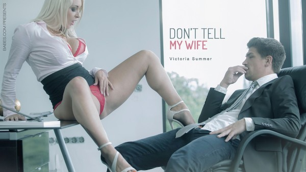 Don't Tell My Wife - Bruce Venture, Victoria Summers - Babes