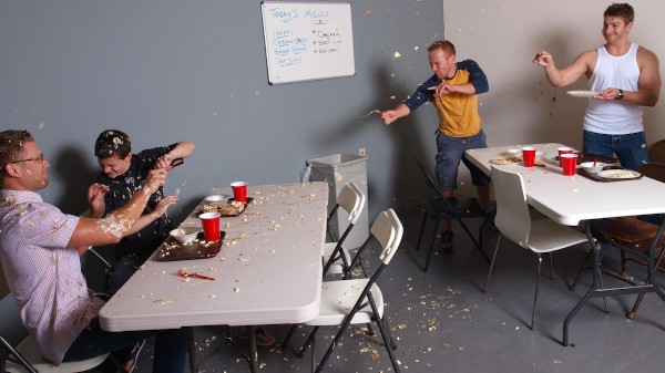Food Fight - feat Bobby Clark, Tyler Sweet