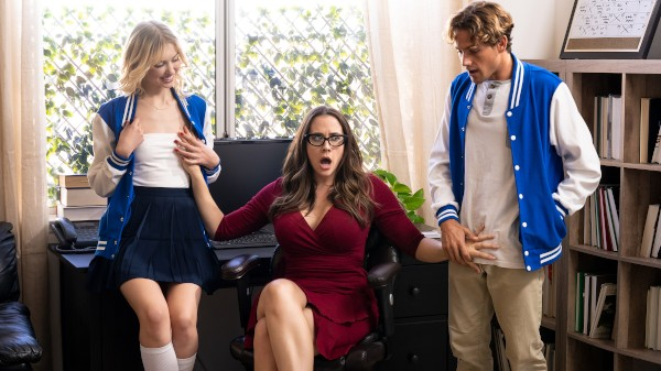 Teacher's Heavy Pets Hardcore Kings Porn 100% XXX on hardcorekings.com starring Tyler Nixon, Chanel Preston, Chloe Cherry