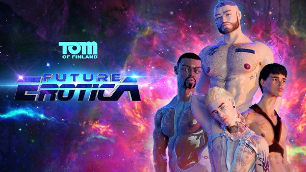 Enjoy Tom of Finland - Future Erotica on Twinkpop.com Featuring Ty Mitchell, Francois Sagat, Mickey Taylor, DeAngelo Jackson