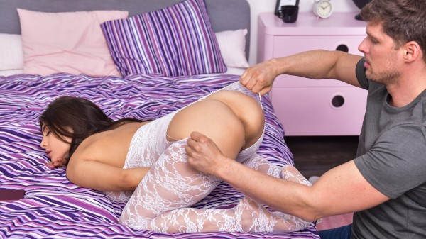 Banging In A Bodystocking - Brazzers Porn Scene