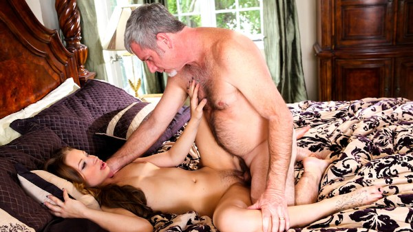 Father Figure Volume 02 Scene 3 Porn DVD on Mile High Media with Alyssa Branch, Jay Crew