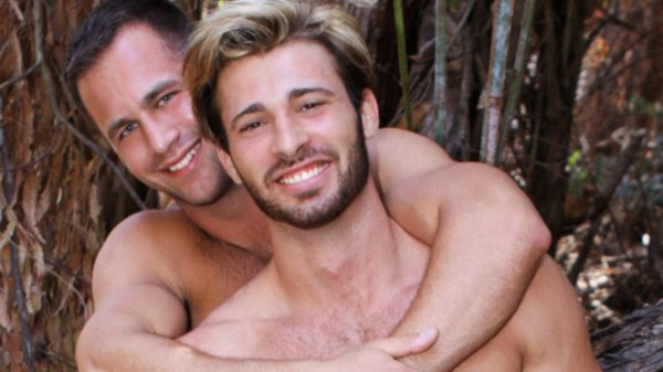 Christian & Jarek - POP-UP - Best Gay Sex