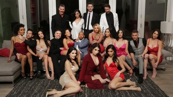 Valentine's Day Affair: Best Moments - Brazzers Porn Scene