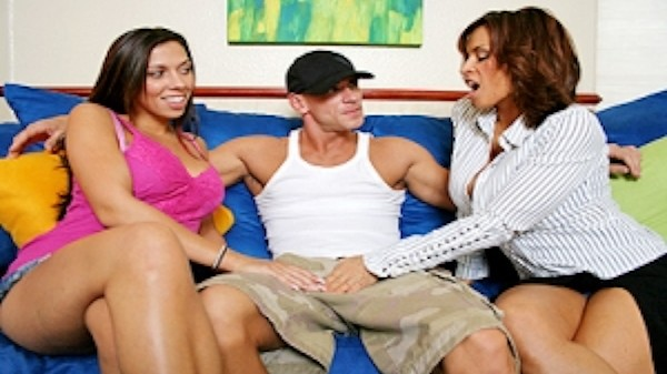 The Threesome Problem - Brazzers Porn Scene