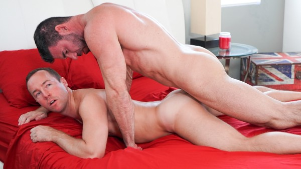 Scandalous Santoro Scene 2 - Alex Hawk, Billy Santoro