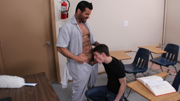 Watch Custodian's Fury on Male Access - All the Best Gay Porn in One place