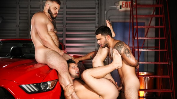 Revved Up Part 3 - feat Daxx Carter, Aspen, Vadim Black