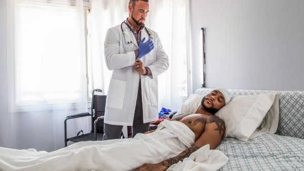 Enjoy The Doctor Is In..Me: Scene 3 on Taboomale.com Featuring Jaxx Maxim, Michael Roman