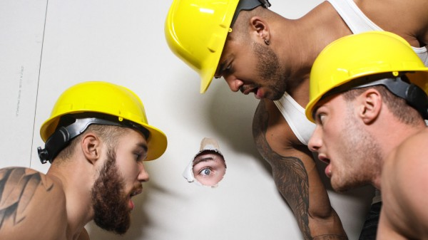 Men At Work - feat Thyle Knoxx , Morgan Blake, William Seed, Jason Vario, Joey Mentana