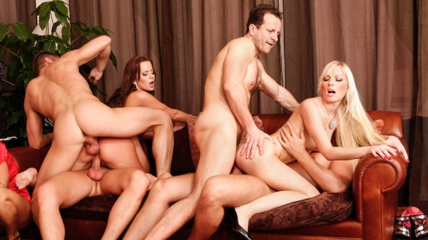 5 Incredible Orgies Scene 5 Porn DVD on Mile High Media with Abigaile Johnson, Christina Lee, George Uhl, Cindy Dollar, Cynthia Vellons, Rachel Evans, Simone Style, Sharka Blue, Steve Q, Thomas, Lena Cova