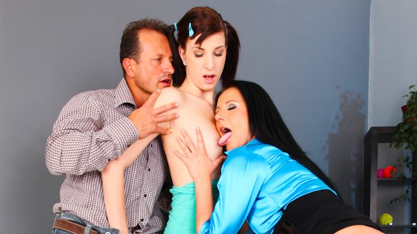 Mom And Dad Are Fucking My Friends Vol 10 Scene 4 Porn DVD on Mile High Media with Enza, Barbra Sweet