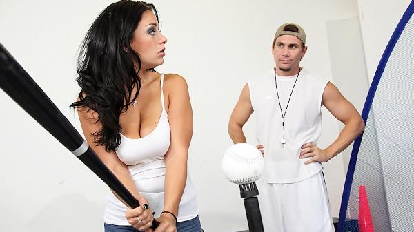 T-Ball Titties - Brazzers Porn Scene