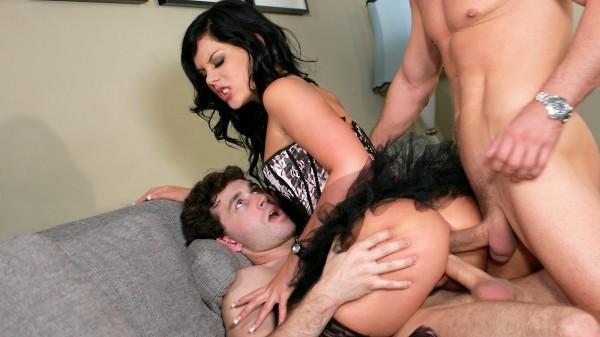 Jesse Jane Playful - Scene 3 - Mick Blue, James Deen, Madison Parker