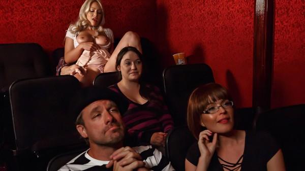 Cinematic Climax - Brazzers Porn Scene