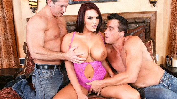 DP My Wife With Me #02 Scene 3 Porn DVD on Mile High Media with Billy Glide, John Strong, MacKenzee Pierce
