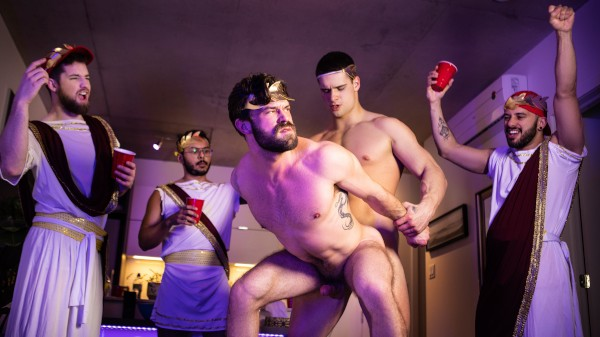 Tug On My Toga - feat Malik Delgaty, James Fox
