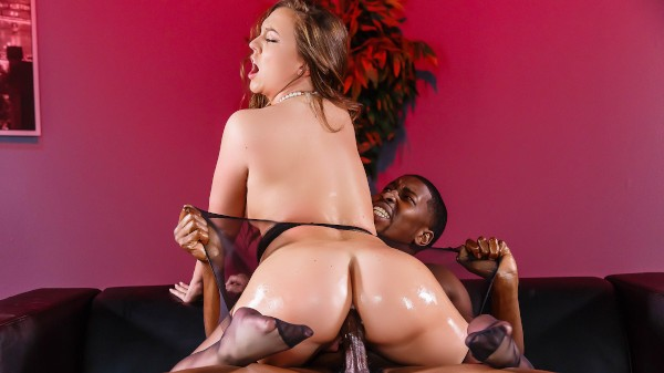 Pumping My Pantyhose - Brazzers Porn Scene