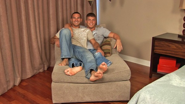 Watch Emilio & Brodie on Male Access - All the Best Gay Porn in One place