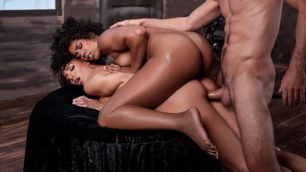 MILF Witches Part 3 - Brazzers Porn Scene