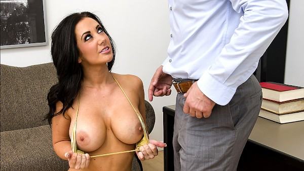 Casual Friday - Brazzers Porn Scene