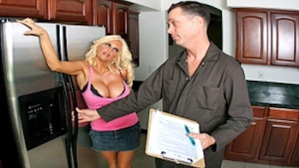 The Repo Man - Brazzers Porn Scene