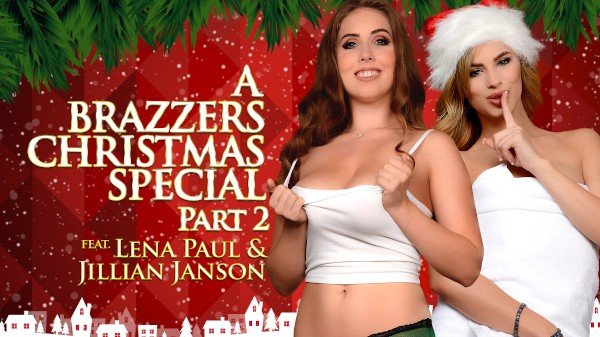 A Brazzers Christmas Special: Part 2 - Brazzers Porn Scene