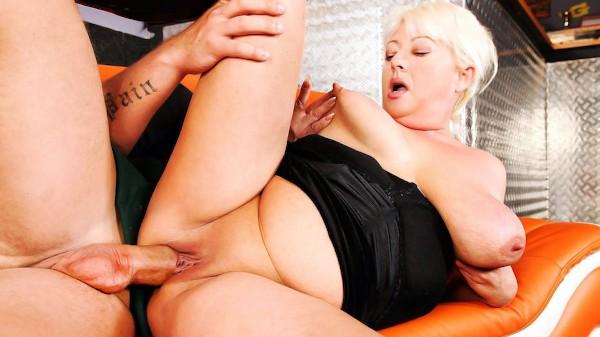 Granny Fucked My Boyfriend #02 Scene 5 Porn DVD on Mile High Media with Dora, Mia, Martin Gun