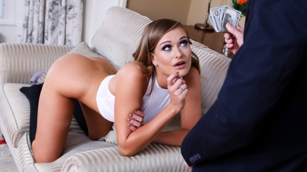 The Bitchy Babysitter - Brazzers Porn Scene