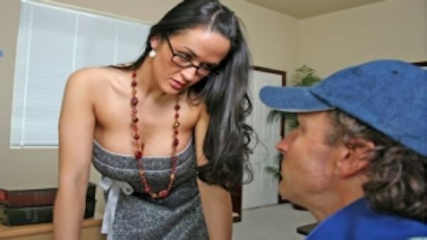 The Big Distraction - Brazzers Porn Scene