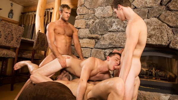 Watch Winter Getaway: Day 8 on Male Access - All the Best Gay Porn in One place
