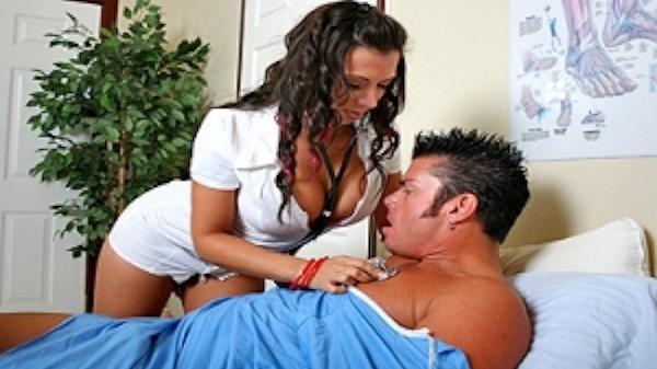 Lucky patient - Brazzers Porn Scene