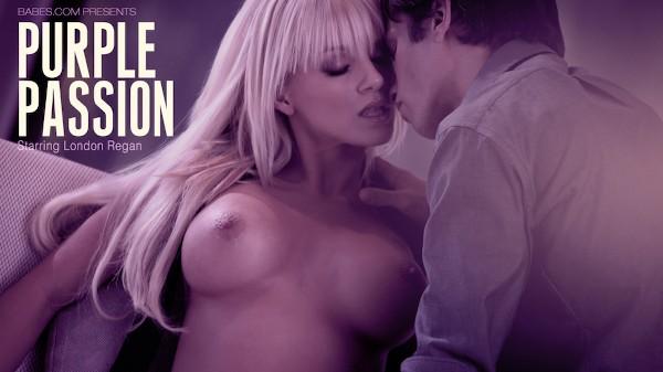 Purple Passion - Alan Stafford, London Reagan - Babes