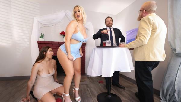 Oyster Party Fuckfest: Part 1 - Lezdom Bliss Lesbian Porn Video