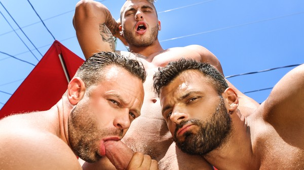 Watch Sausage Party on Male Access - All the Best Gay Porn in One place