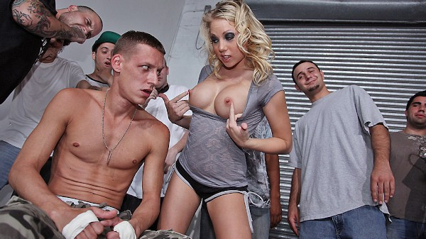 Knockout Boobs - Brazzers Porn Scene