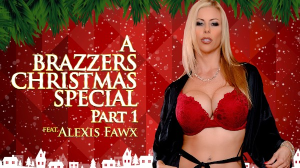 A Brazzers Christmas Special: Part 1 - Brazzers Porn Scene