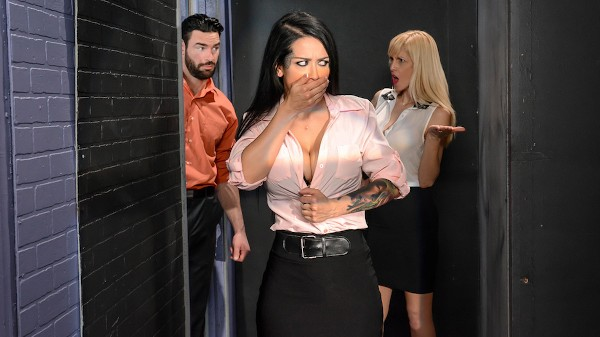 The Intern's Turn - Brazzers Porn Scene