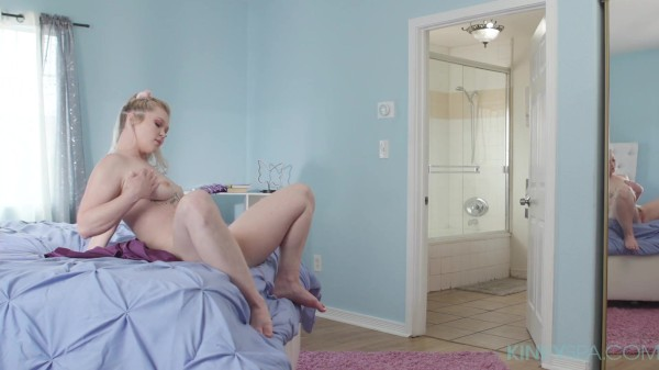 Hot blonde Kay Carter fucks her new boss at the Kinky Spa